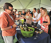 Win Two Tickets To The SPAC Golden Anniversary Gala Wine Tasting on July 23rd!