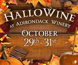 <PRE>HalloWine Weekend at Adirondack Winery</PRE>