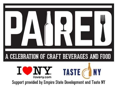 PAIRED - A Celebration of Craft Beverages and Food