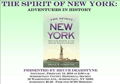 The Spirit of New York: Adventures in History