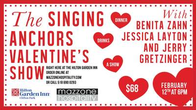 The Singing Anchors' Valentine's Day Show