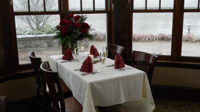 Valentine's Day at The Water's Edge Lighthouse Restaurant & Inn
