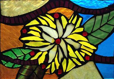 Stained Glass Mosaics Class