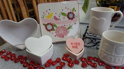 Valentine's Day Special at Creative Sparks and Balloonatics
