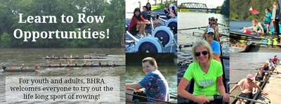 Learn to Row for Adults with Burnt Hills Rowing