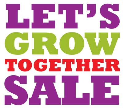 Let's Grow Together Children's Consignment Sale