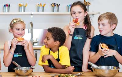 Kids Cooking: Muffins My Way