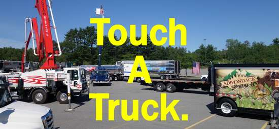 Touch a truck event sat may 21 2016 albany ny events for Zappone motors clifton park