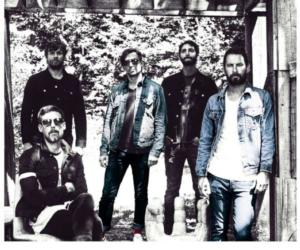 Capital Concert Series: Sam Roberts Band with Rechorduroys