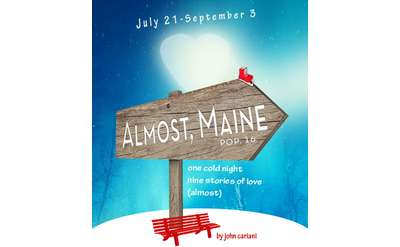 The Lake Theatre presents Almost, Maine