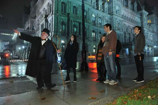 Ghost Tours Saratoga Springs Ny