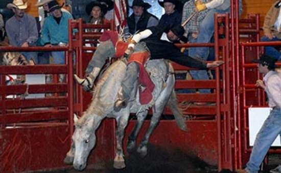 Adirondack Stampede Charity Rodeo Friday Nov 4 2016