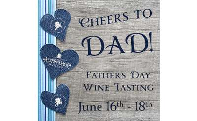 Cheers to Dad! Father's Day Wine Tasting