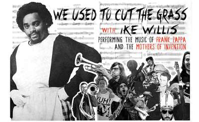 Kevin Black Presents: Ike Willis & We Used to Cut the Grass