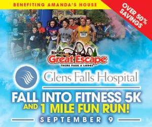 Glens Falls Hospital Fall Into Fitness 5k and 1 Mile Fun Run