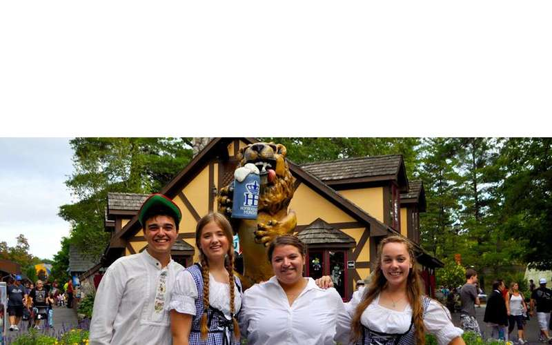 oktoberfest at the great escape