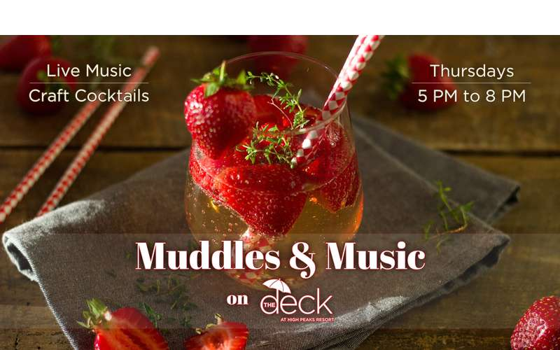 Muddles & Music on The Deck (1)