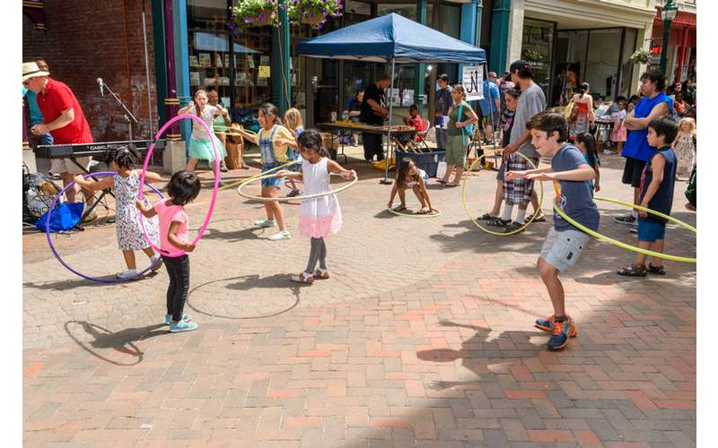 23rd Annual Kids' Arts Festival In Schenectady NY (1)