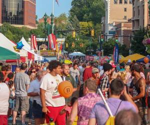 Schenectady County SummerNight 2017