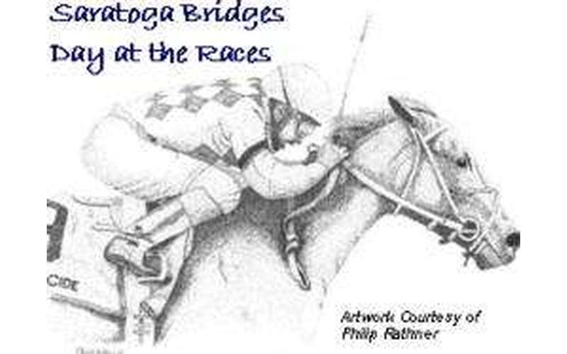 Annual Saratoga Bridges Travers Day at the Races (1)