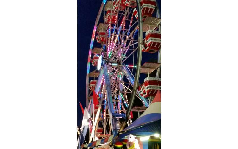 176th Saratoga County Fair (2)