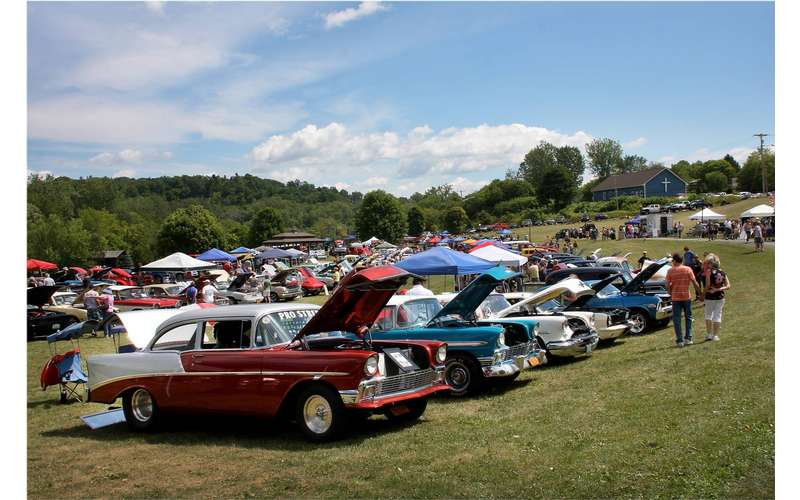 Upstate Car Shows