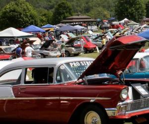 25th Annual Ticonderoga Area Car Show