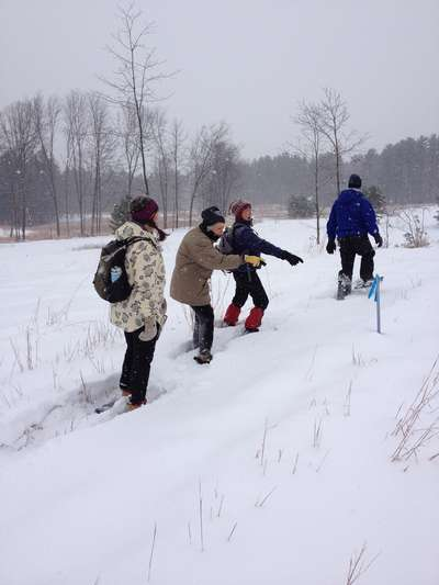 Winterfest at Wilton Wildlife Preserve and Park