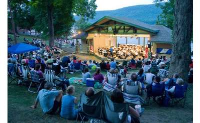 Lake George Community Band at Shepard Park Amphitheatre