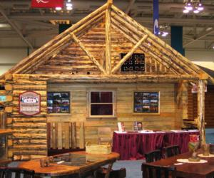 <PRE>Log Home &amp; Timber Frame Show</PRE>