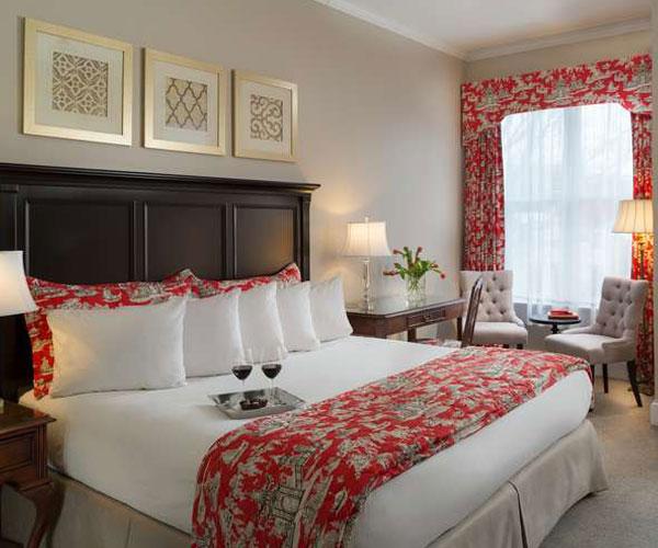 room at an inn