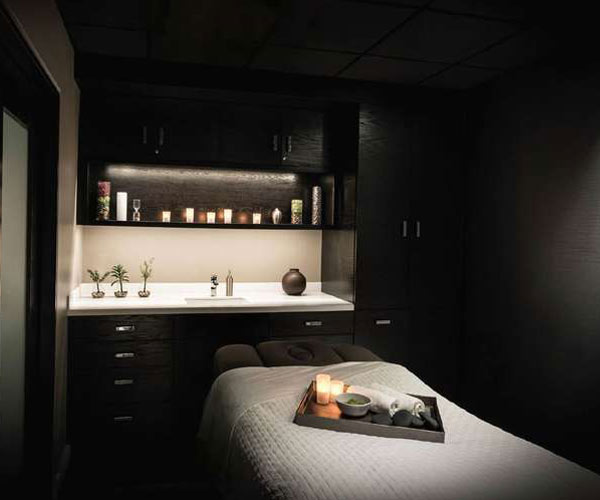 medispa treatment room