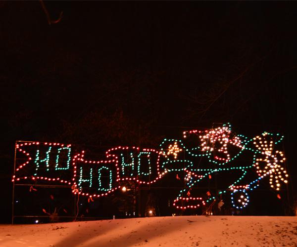 capital holiday lights