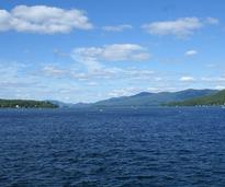 View Of Lake George On Hikes