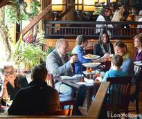 people dining at longfellows restaurant