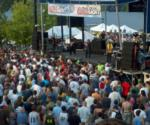 crowd at Alive at Five