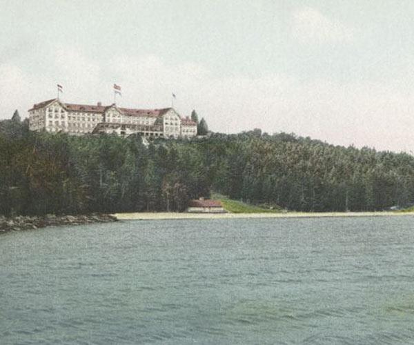 historic hotel champlain