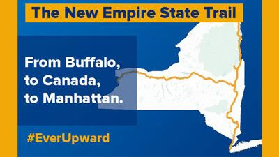 empire state trail map