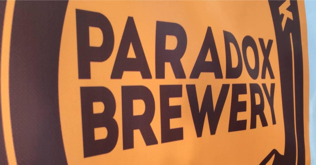 paradox brewery logo