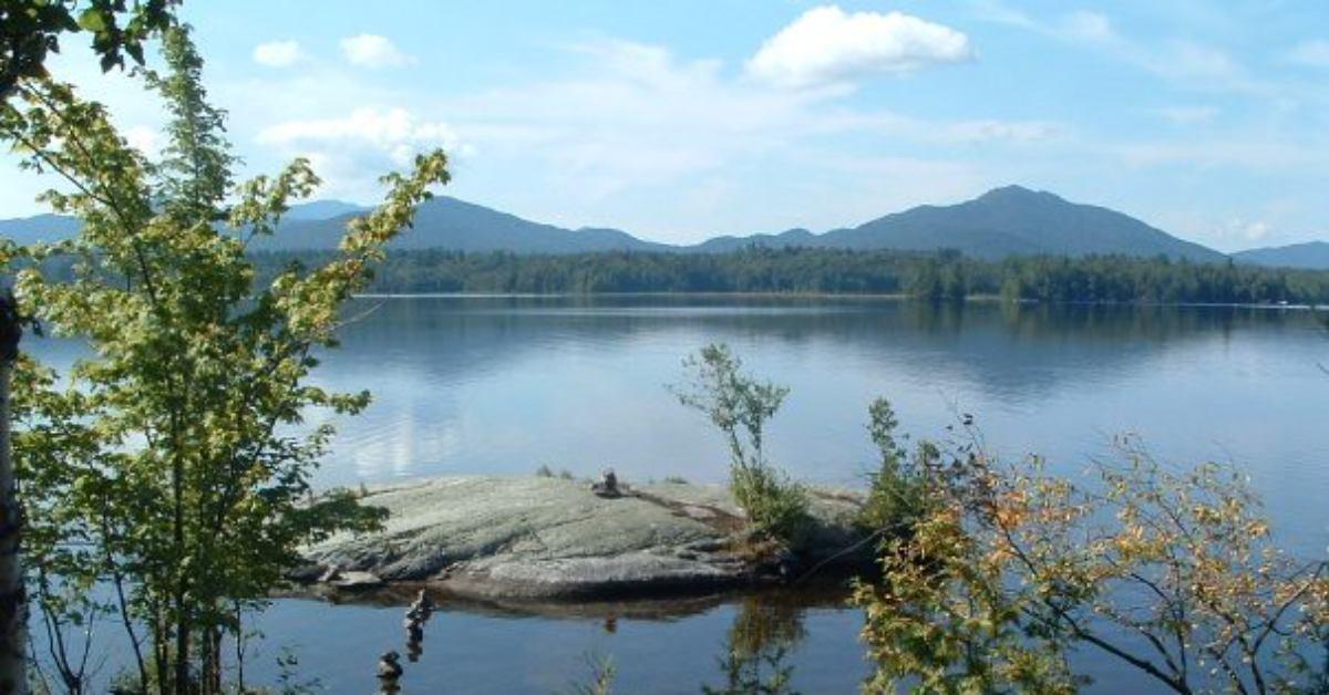 oseetah lake near scarface mountain