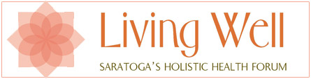 Living Well In Saratoga Springs NY Banner