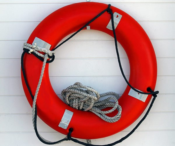 Lifesaver Ring for Boats