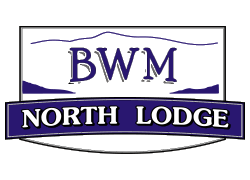 bwm north lodge logo