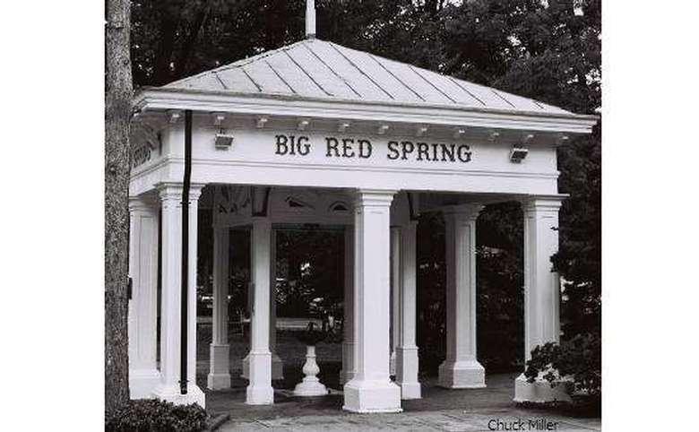 big red spring