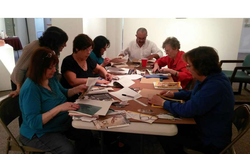 'How to' Workshop, Altered Book Making Workshop