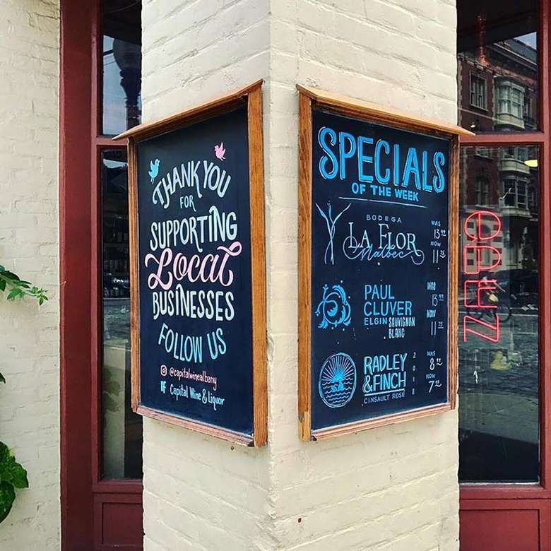 Chalkboards recently updated