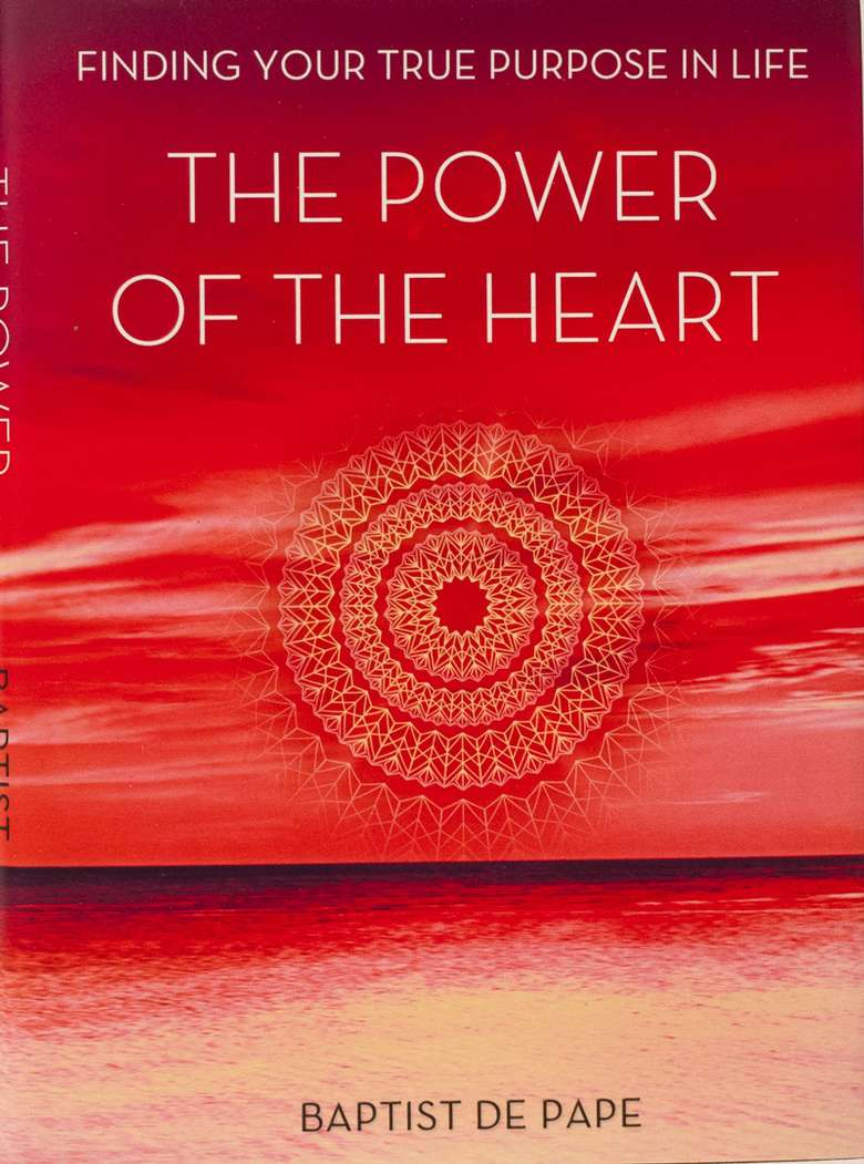 book titled the power of the heart