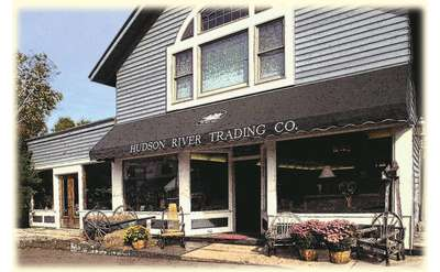 entrance of the Hudson River Trading Company