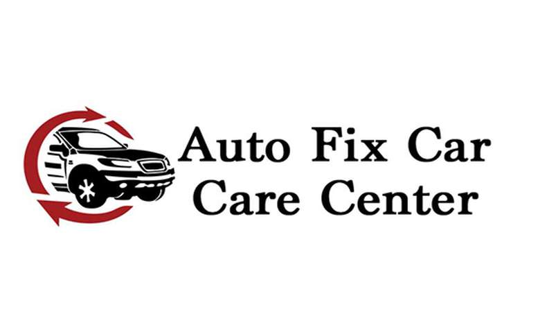 auto fix car care center logo
