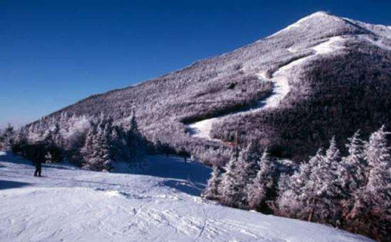 ski trails at whiteface mountain